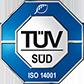 TÜV SÜD ISO 14001