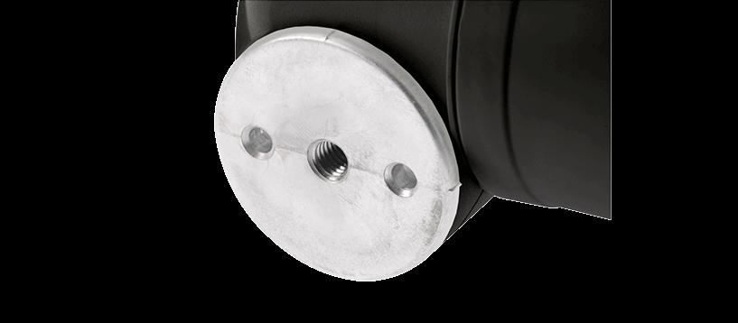 Megamat Gear adapter