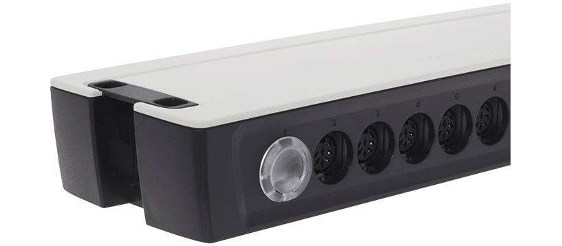 HE 300 Integrated floor lighting system