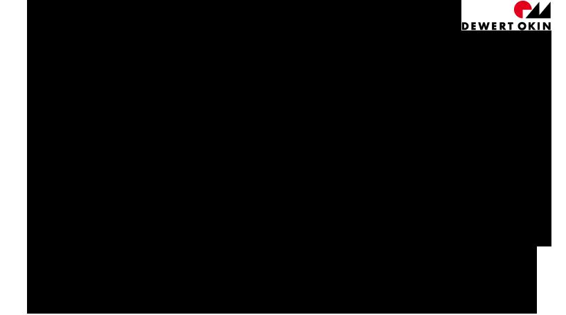 LED Lichtleiste technische Zeichnung